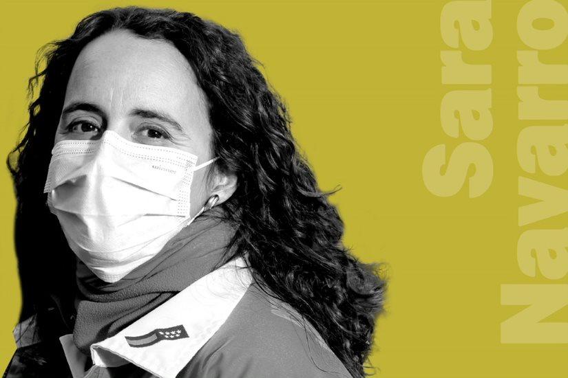 Sara Navarro, supervisora de Summa 112. FOTO: José Luis Pindado.
