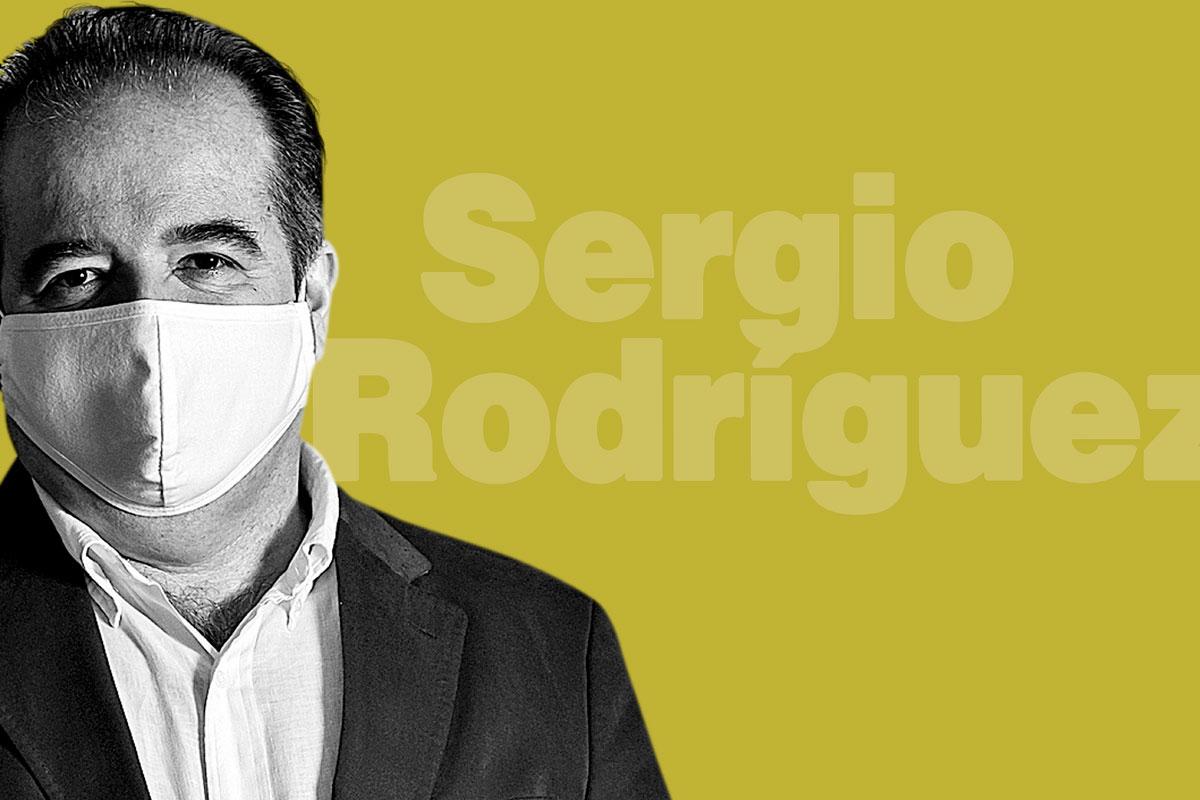 Sergio Rodríguez, presidente y director general de Pfizer España.