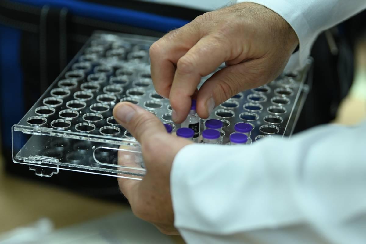 Las primeras vacunas de Pfizer-BioNTech ya están en España.