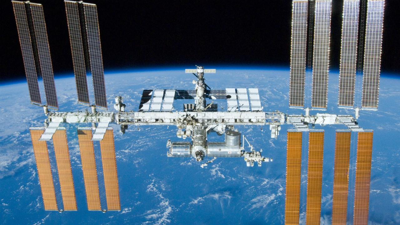 Estación Espacial Internacional: los problemas circulatorios son otro de los desafíos médicos de la ingravidez espacial.