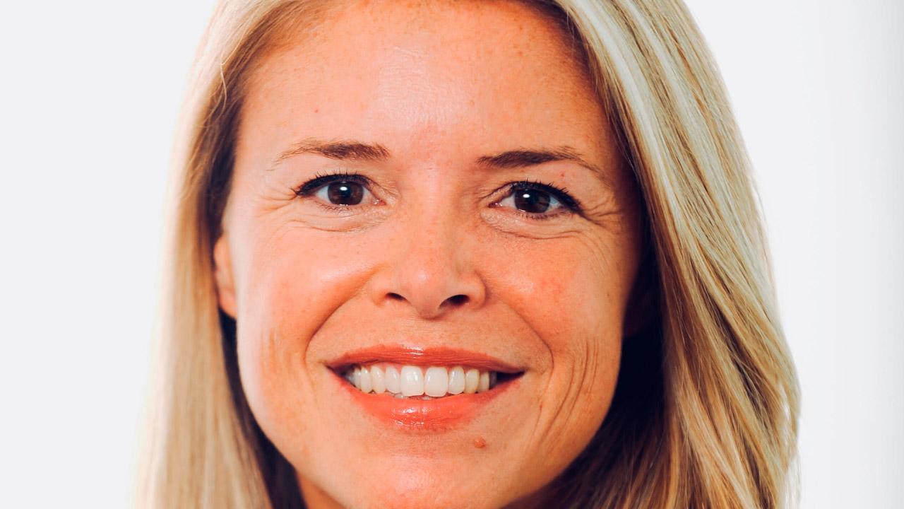 Nathalie Moll, directora general de Efpia.