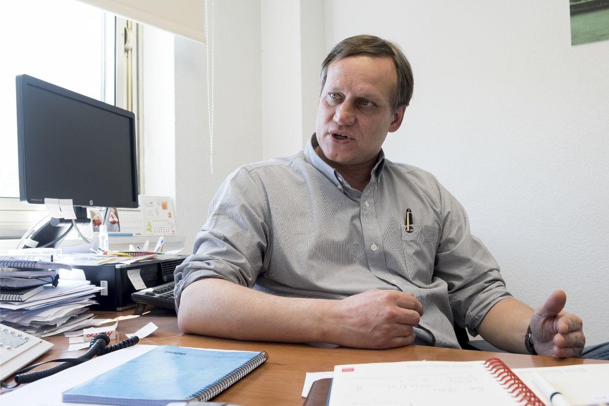 Javier Bermejo Thomas, cardiólogo del Hospital Gregorio Marañón, y coordinador del proyecto.