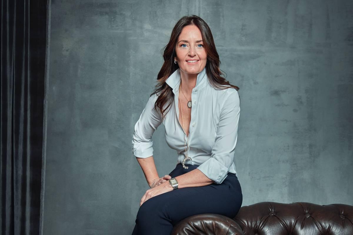 Carolina La Valle, CEO de The Flag Pharmaceuticals.