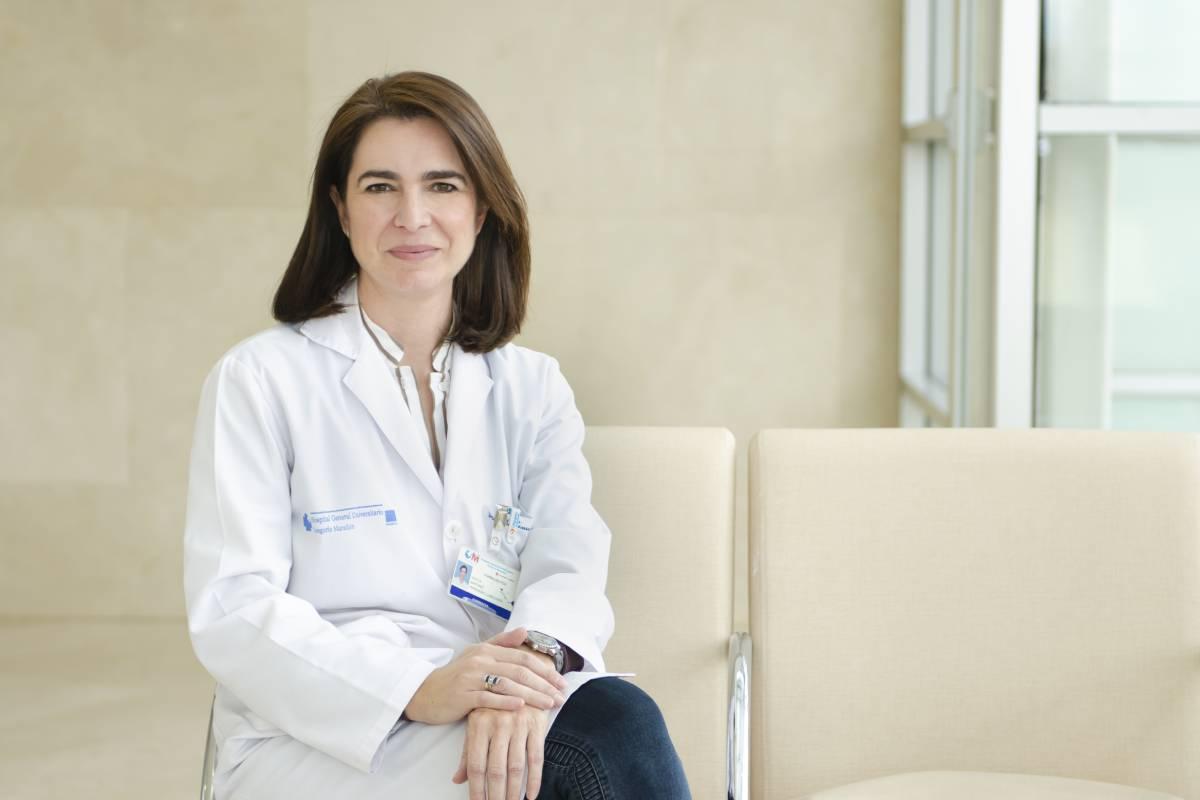 Cecilia Martínez Fernández-Llamazares, secretaria de la SEFH.