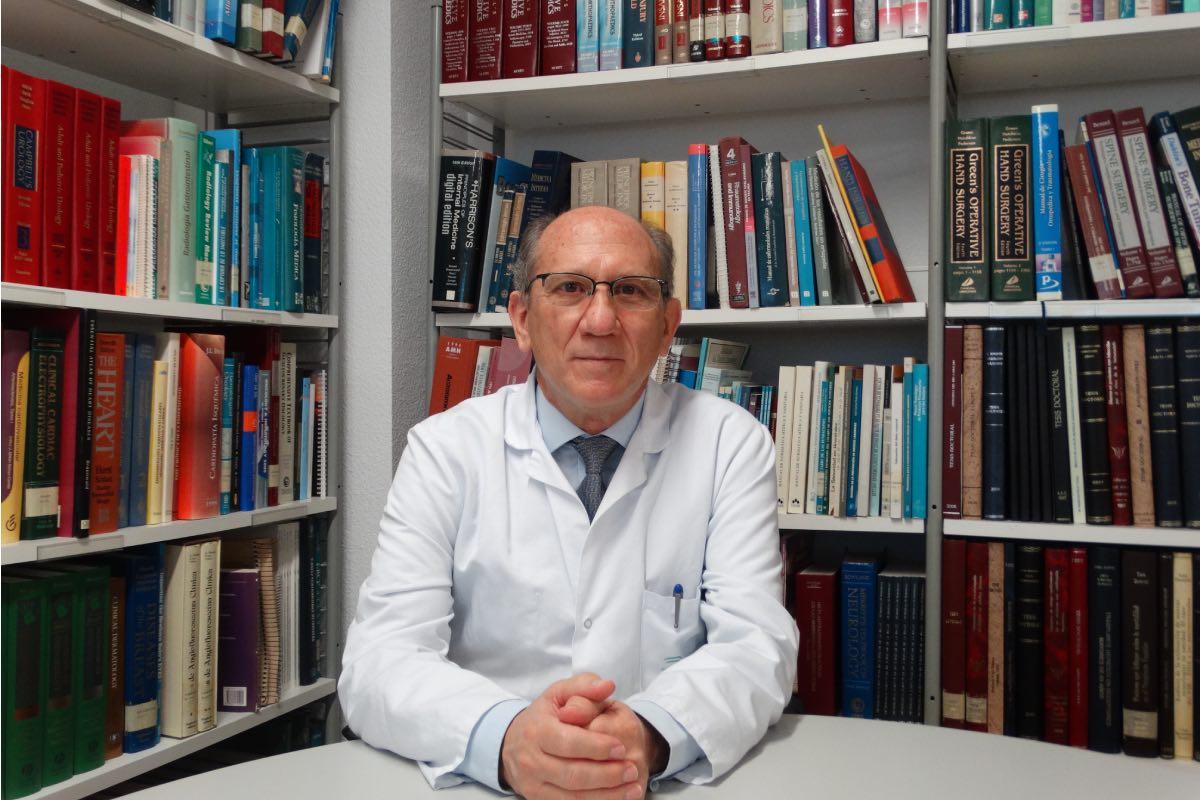 Garc�a Alegr�a alerta sobre la falta de coordinación y la escasa celeridad de la campaña de vacunación (FOTO: Inmaculada Almellones).