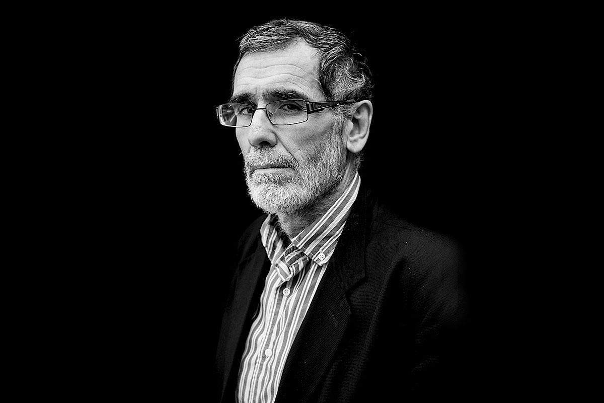 J.J. Gómez Cadenas. Profesor Ikerbasque de f�sica en el Dipc y novelista. Acaba de publicar 'Ciudad sin sueño'