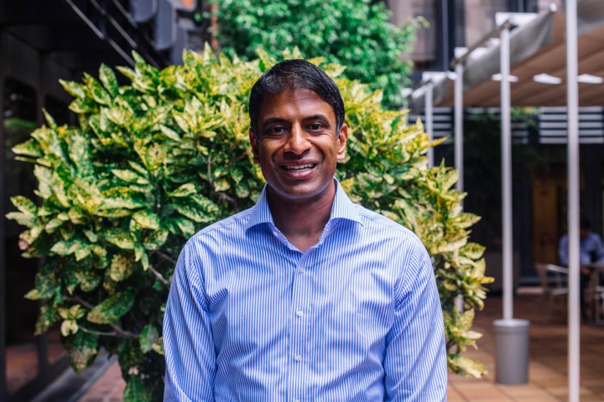 Vas Narasimhan, CEO de Novartis, ha presentado hoy los resultados anuales de la multinacional suiza en 2020.