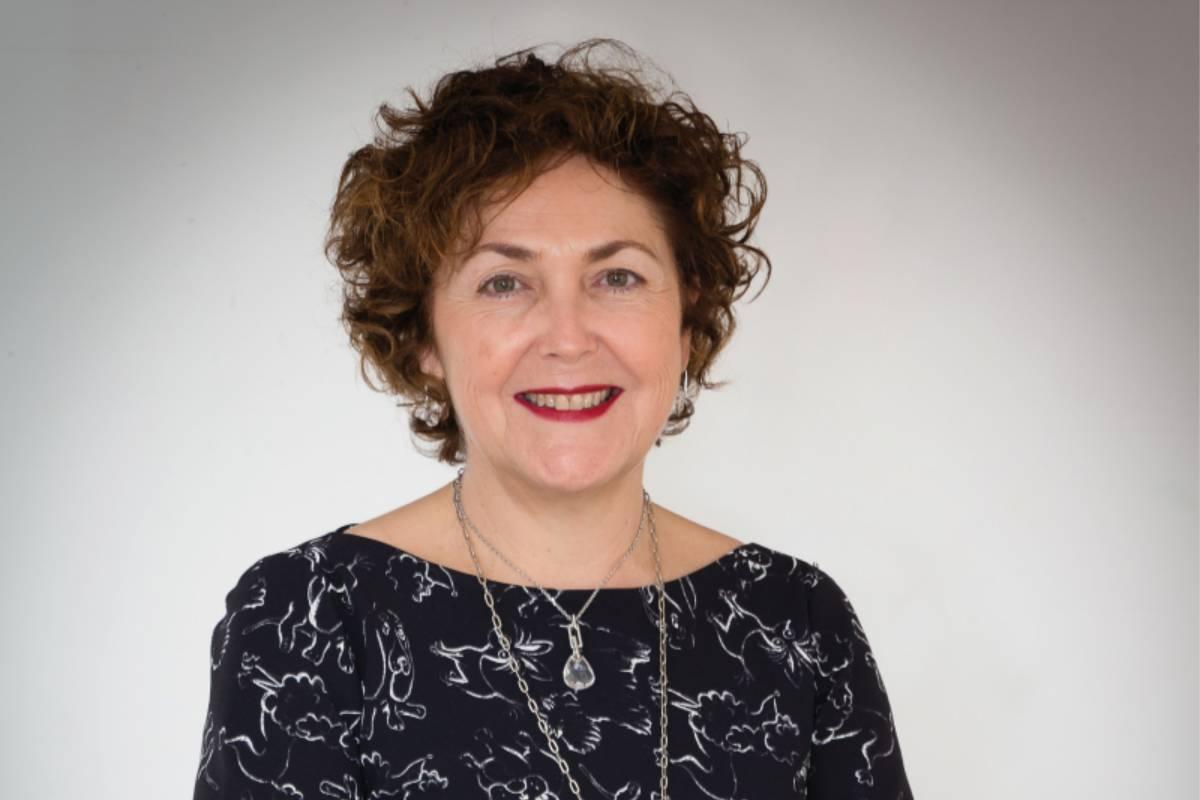 Isabel Moya, presidenta del Colegio de Médicos de Alicante.