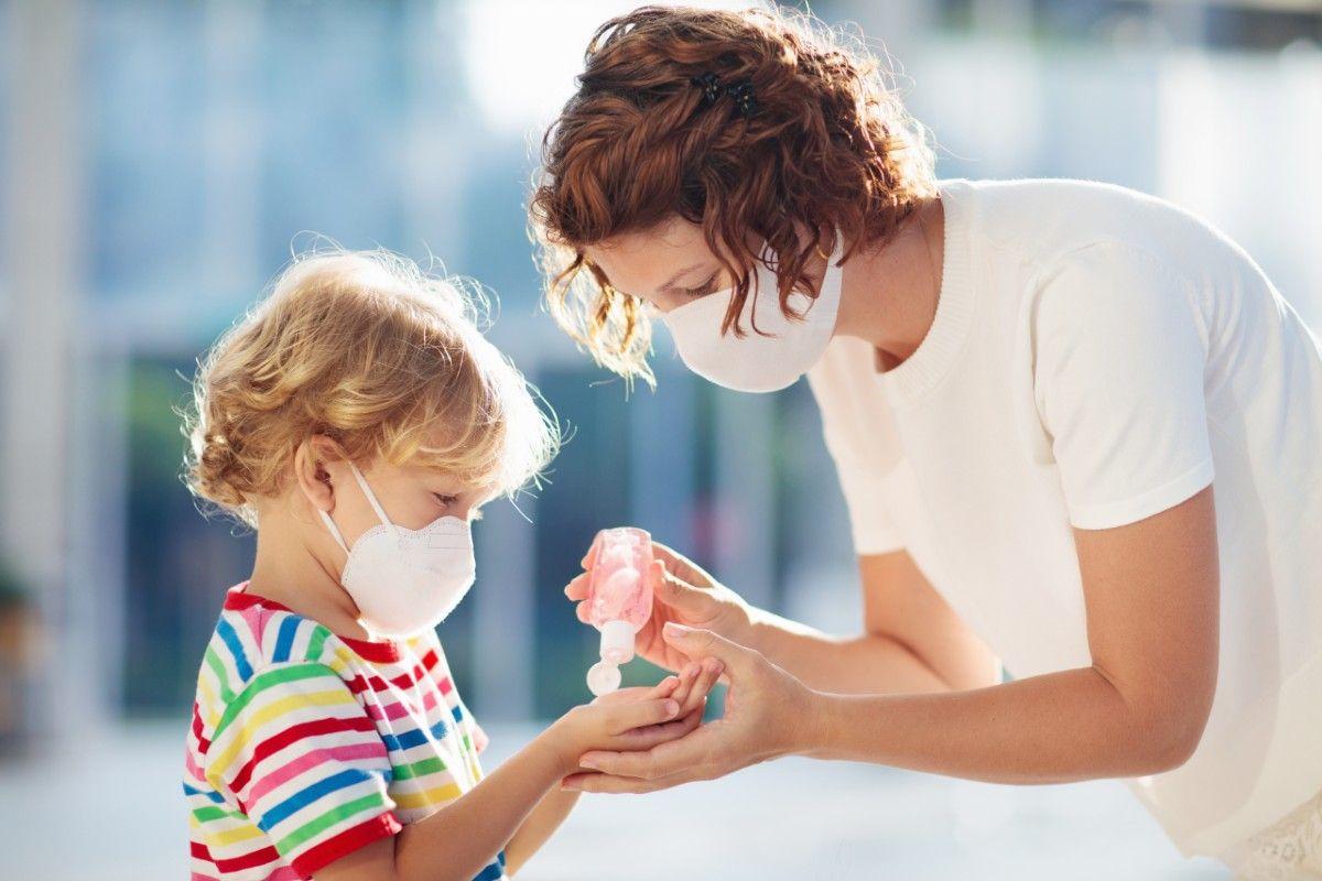 La alteración del olfato, que es un síntoma de buen pronóstico, aparece frecuentemente en niños con covid-19.