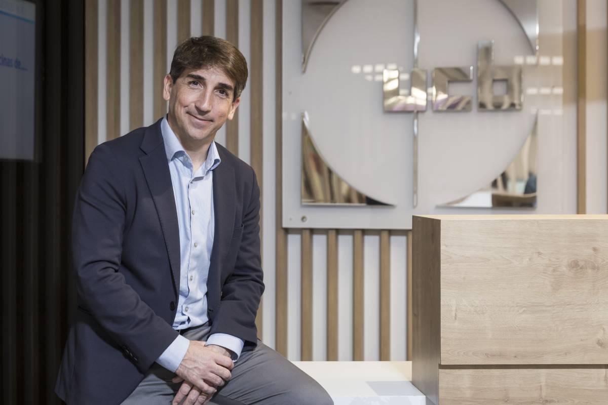 Pau Ricós, director general de UCB Iberia.