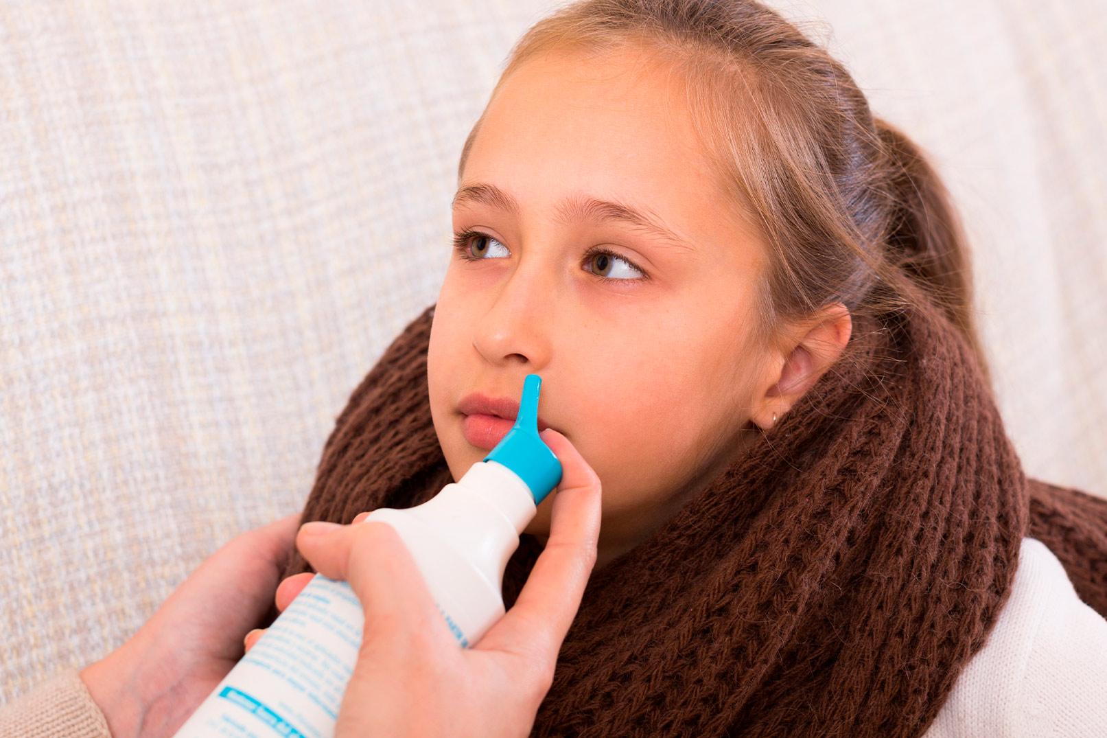 Es fundamental tener un hábito de higiene nasal
