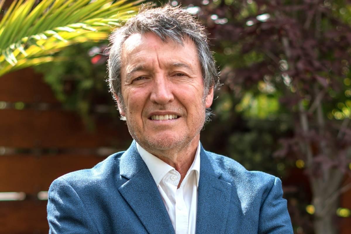 Andrés Zamorano, presidente del CNPT.