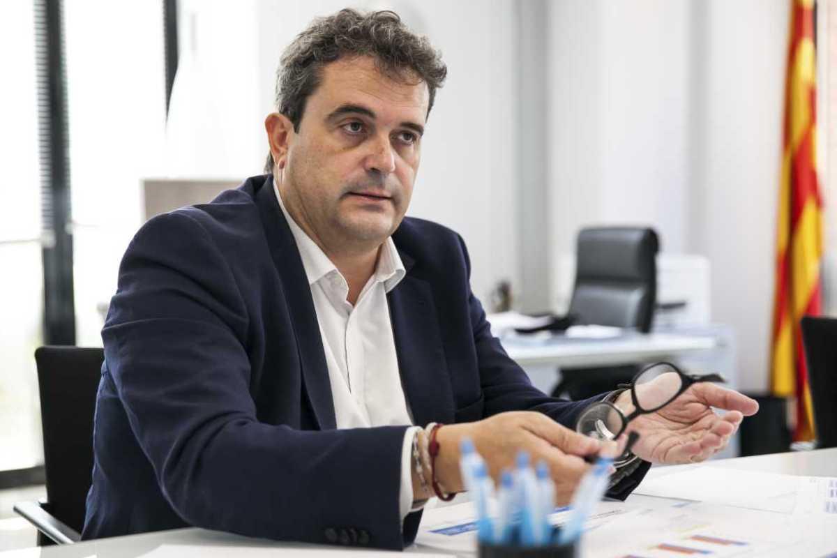 Adrià Comella, director del CatSalut.