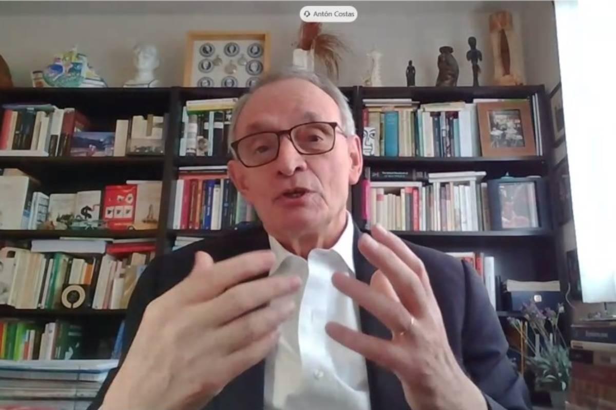 Antón Costas, catedrático de Economía Aplicada de la Universidad de Barcelona.
