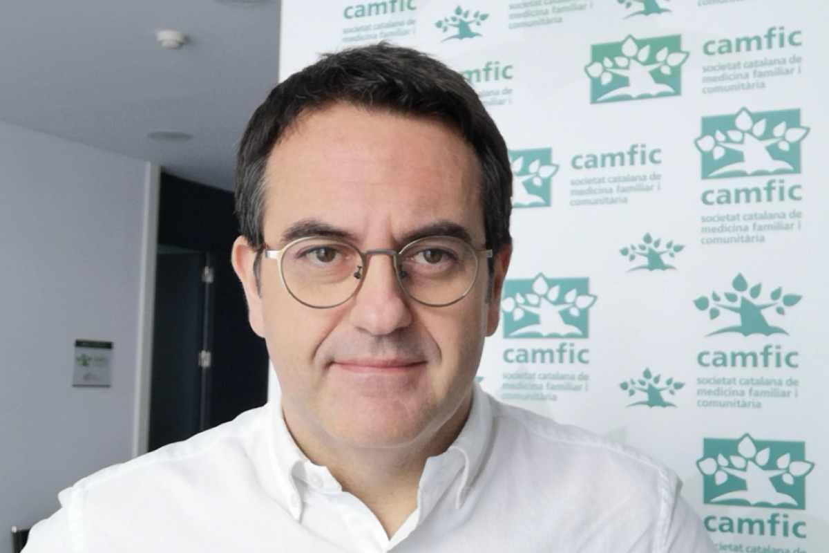 Antoni Sisó, presidente de la Camfic.