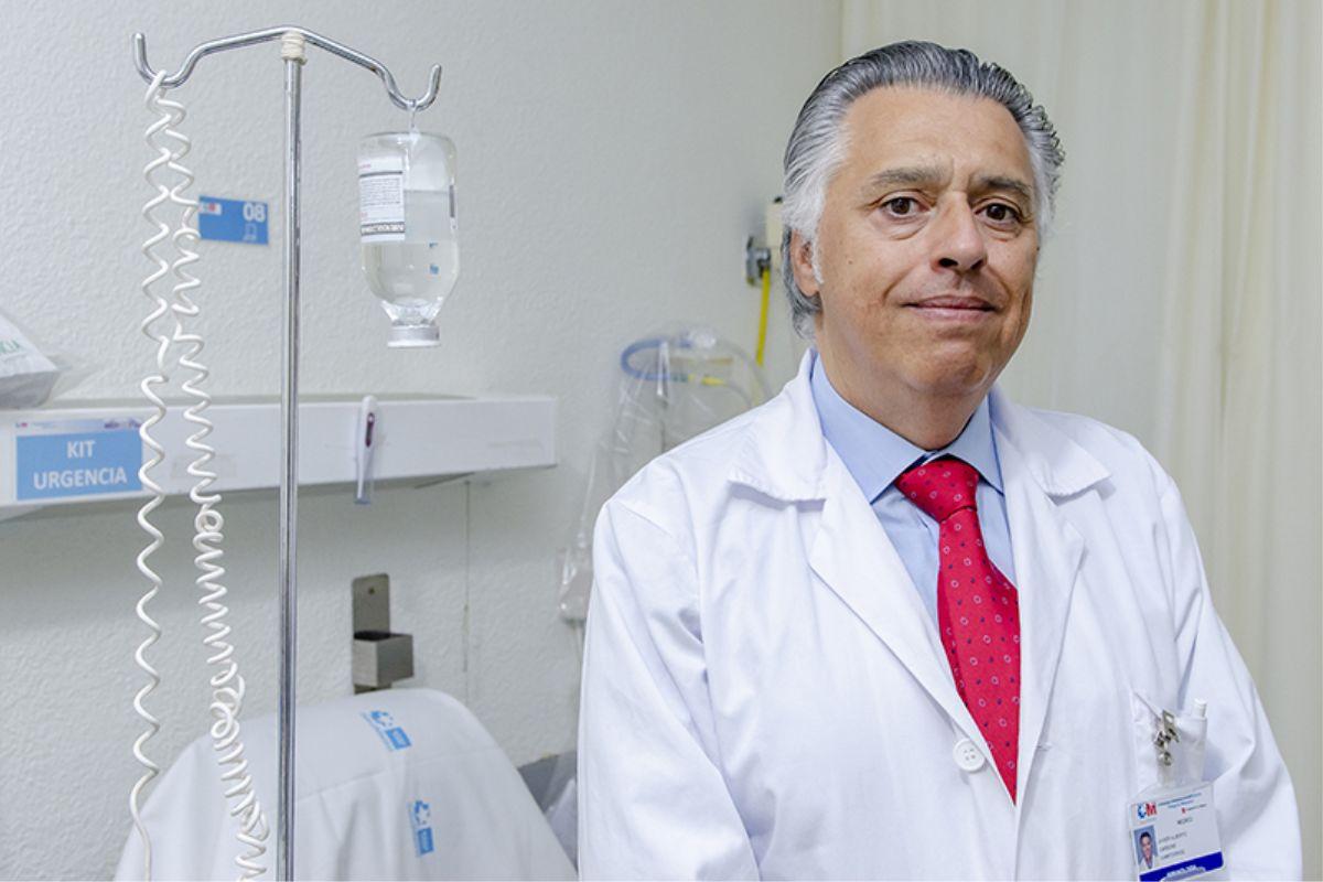Javier Carboné, inmunólogo del Hospital Gregorio Marañón, de Madrid.