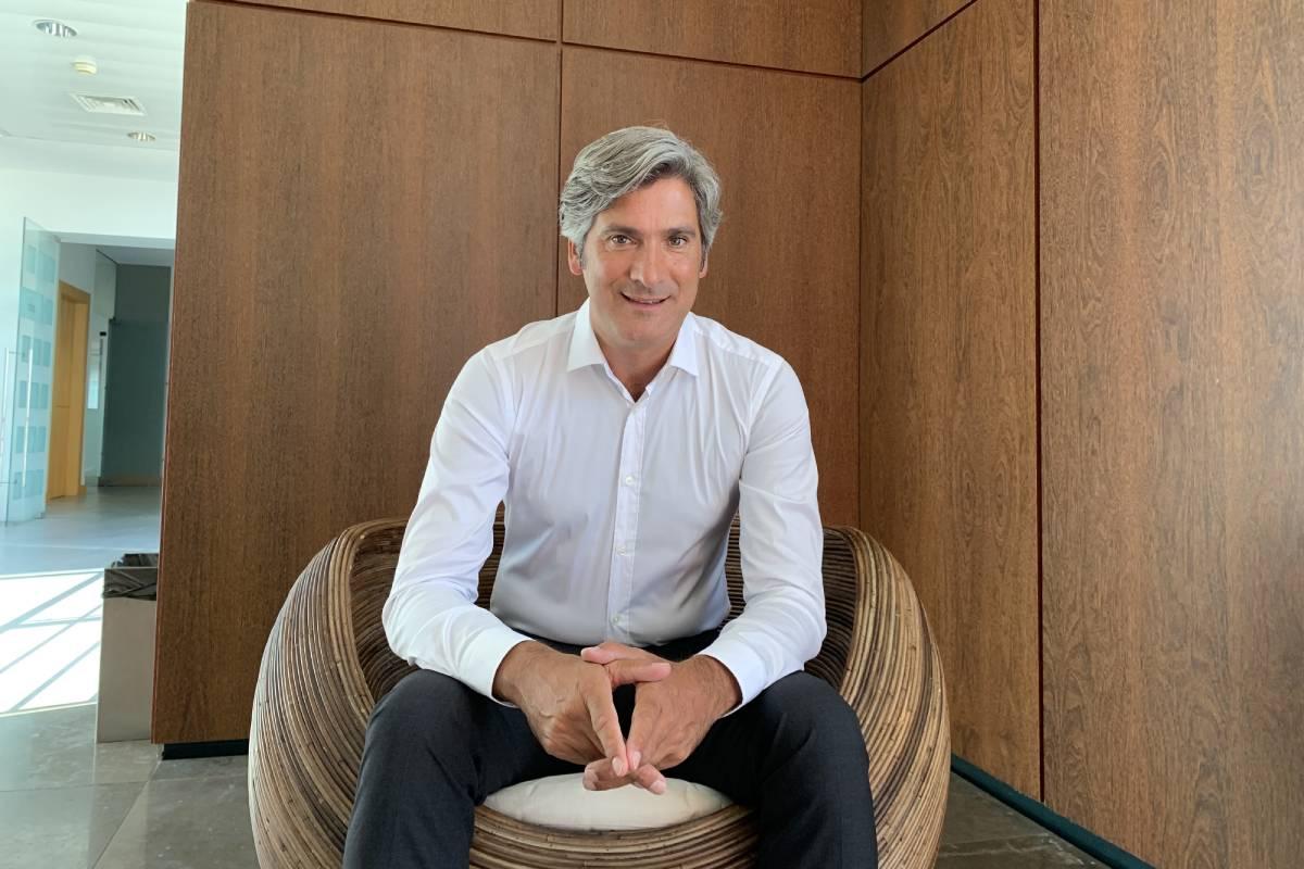 Carlos Guedes, director general de Glintt.