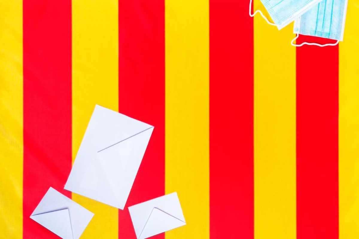Las elecciones catalanas serán este domingo día 14 de febrero.