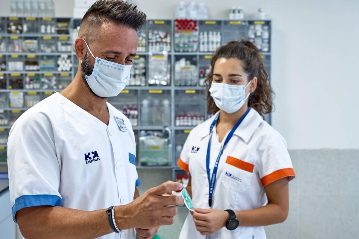 HM Hospitales está desarrollando un 'Plan Estratégico de Enfermer�a' en el que la captación, fidelizar�an y retención del talento son l�neas básicas de actuación.