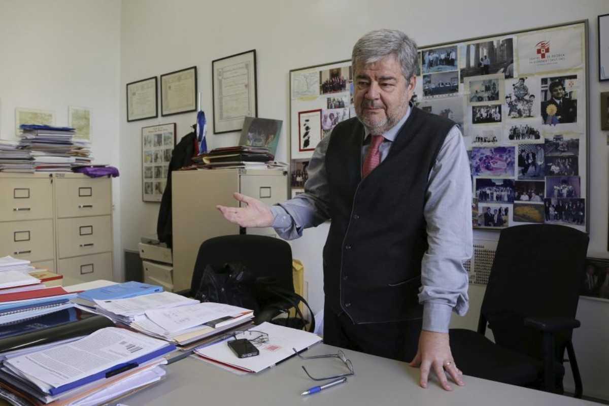 Guillem López Casasnovas, catedrático de la UPC.