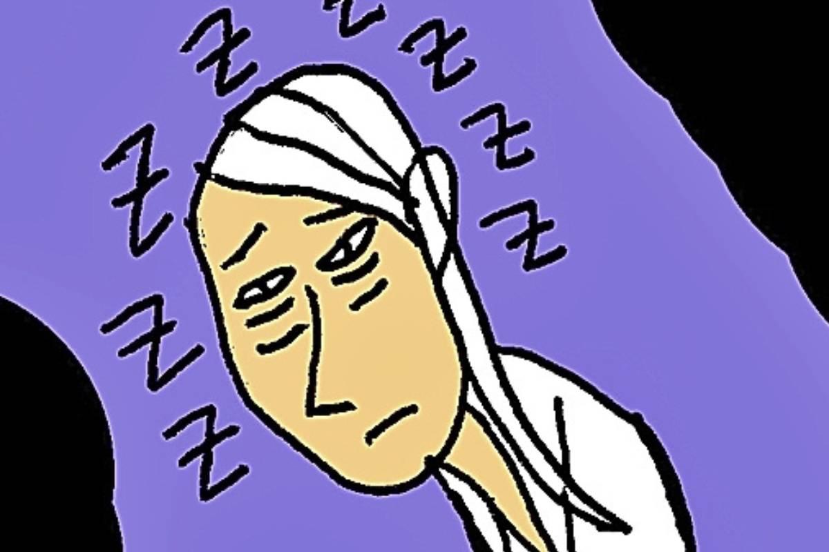 Tener unas rutinas antes de dormir ayudan a una mantener una adecuada higiene del sueño.