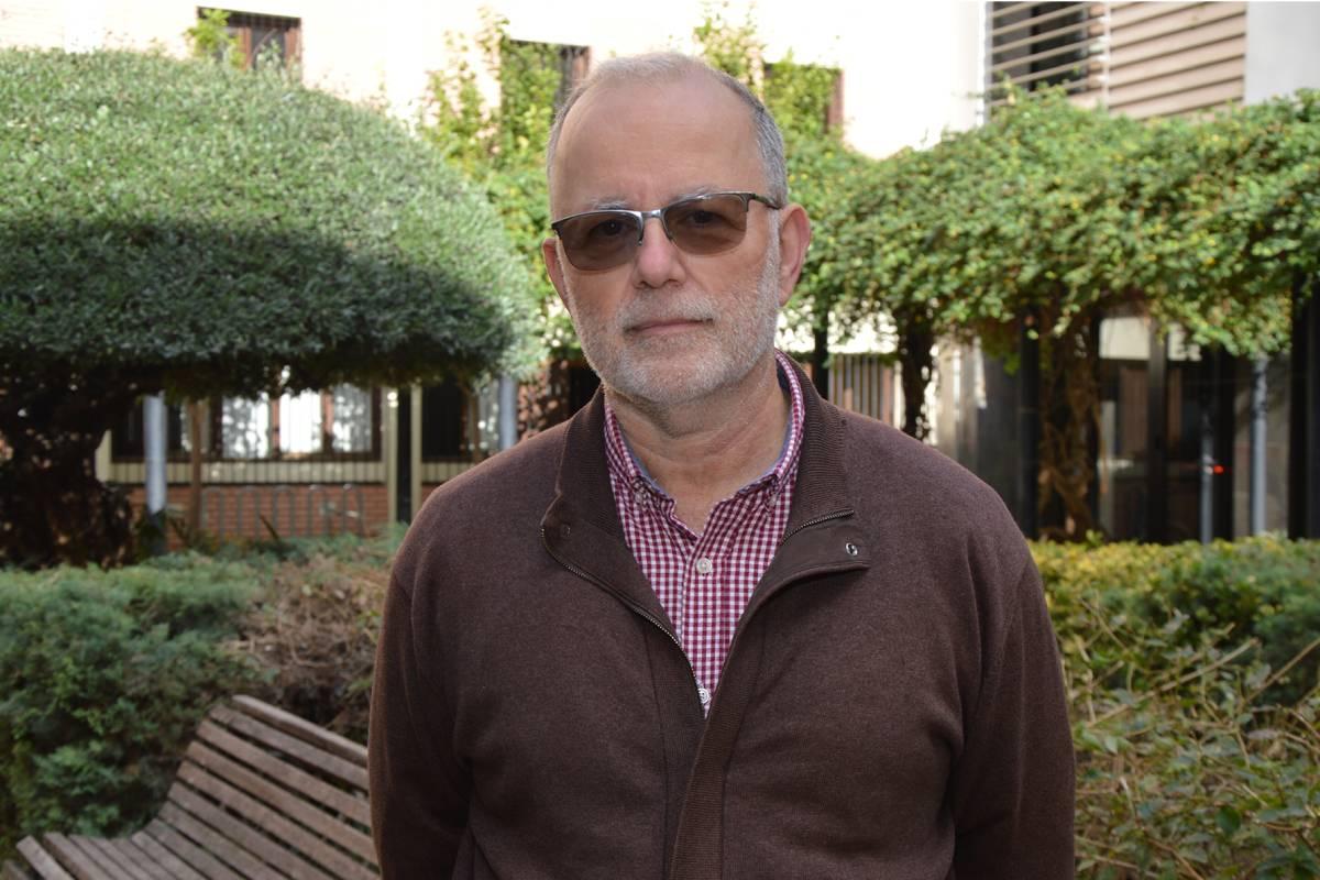 Julio Tudela, doctor en Farmacia y experto en Bioética relacionada con la transexualidad del Observatorio de Bioética de la Universidad Católica de Valencia (UCV).