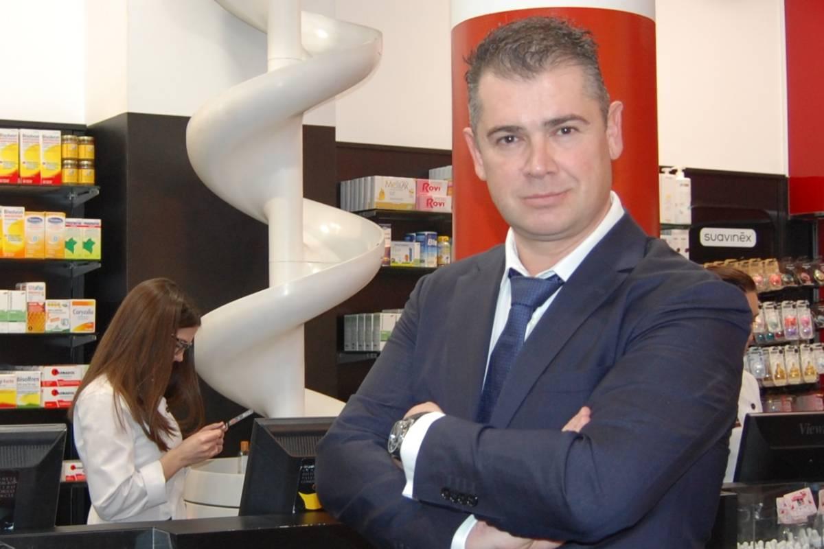 Juan Mirabet, CEO en España de KLS Pharma Robotics.