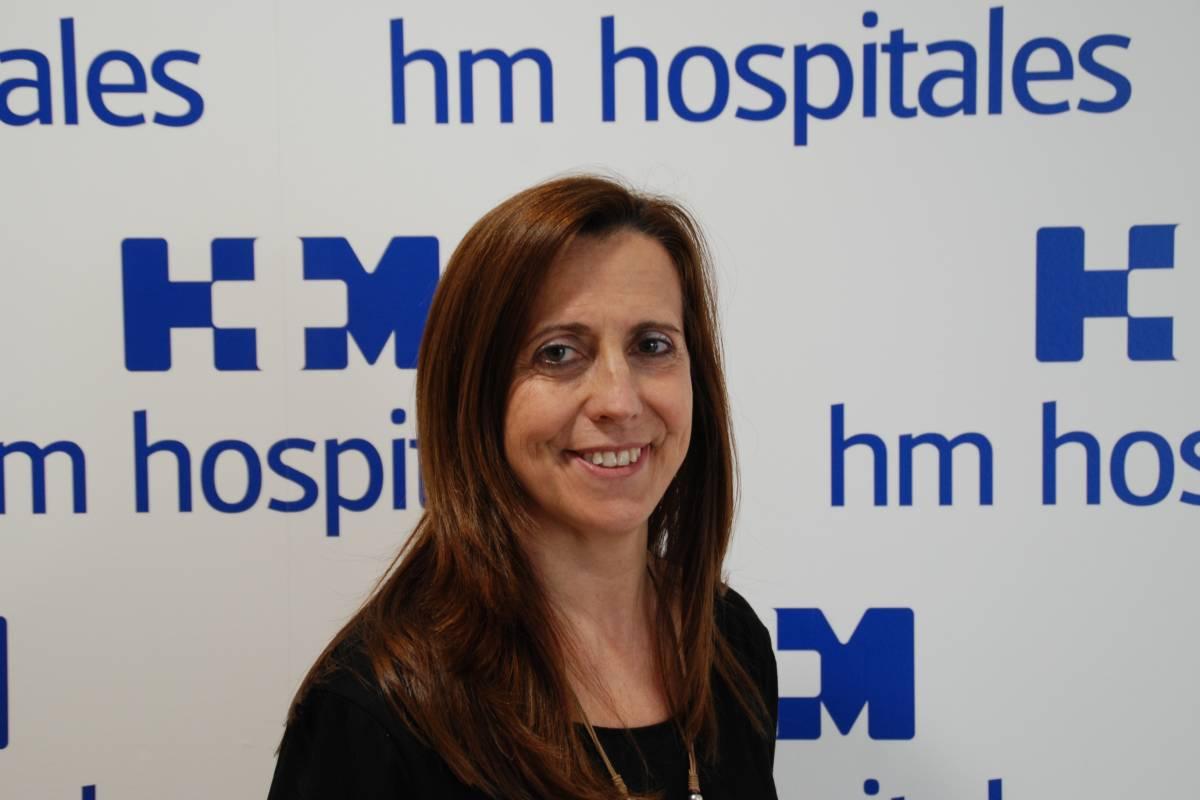 Marilia Segarra, directora Territorial de Enfermer�a de HM Hospitales en Madrid.