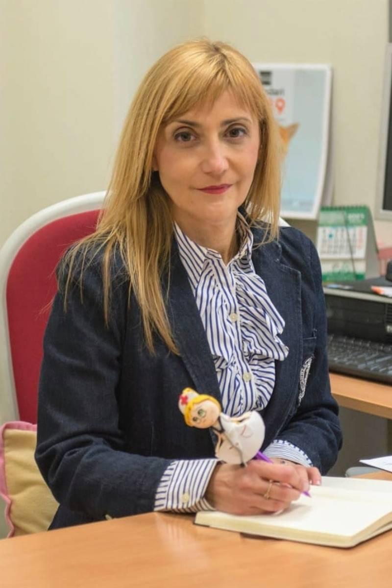 Marta Losa, catedrática de la Facultad de Ciencias de la Salud de la Universidad Rey Juan Carlos (URJC).