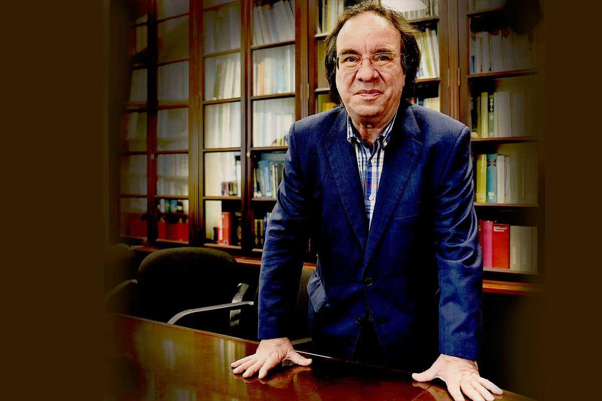 Amós García, presidente de la Sociedad Española de Vacunología.
