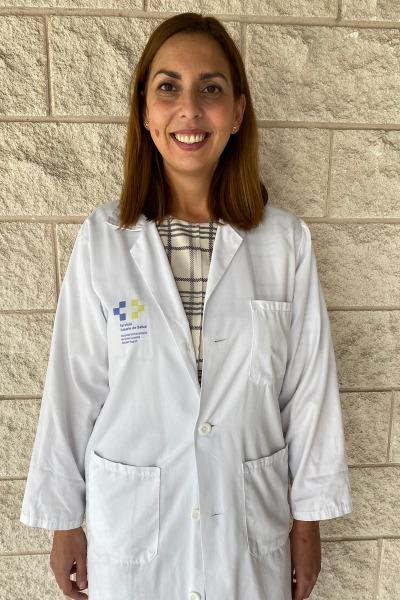 Cynthia Acosta, hematóloga del Hospital Universitario de Gran Canaria Doctor Negrín.