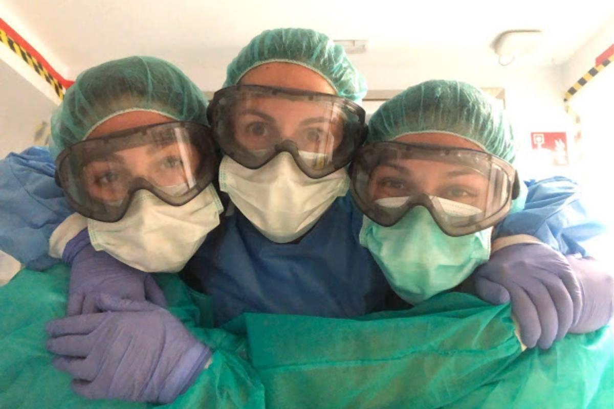 Para Sanitas, las enfermeras son el brazo armado y el corazón de sus hospitales. FOTO: Sanitas.