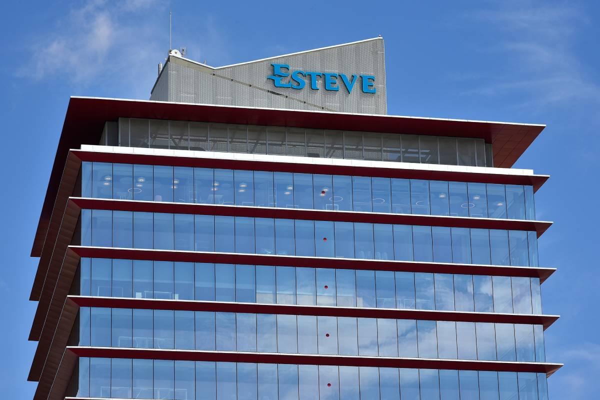 Edificio de Esteve en Barcelona.