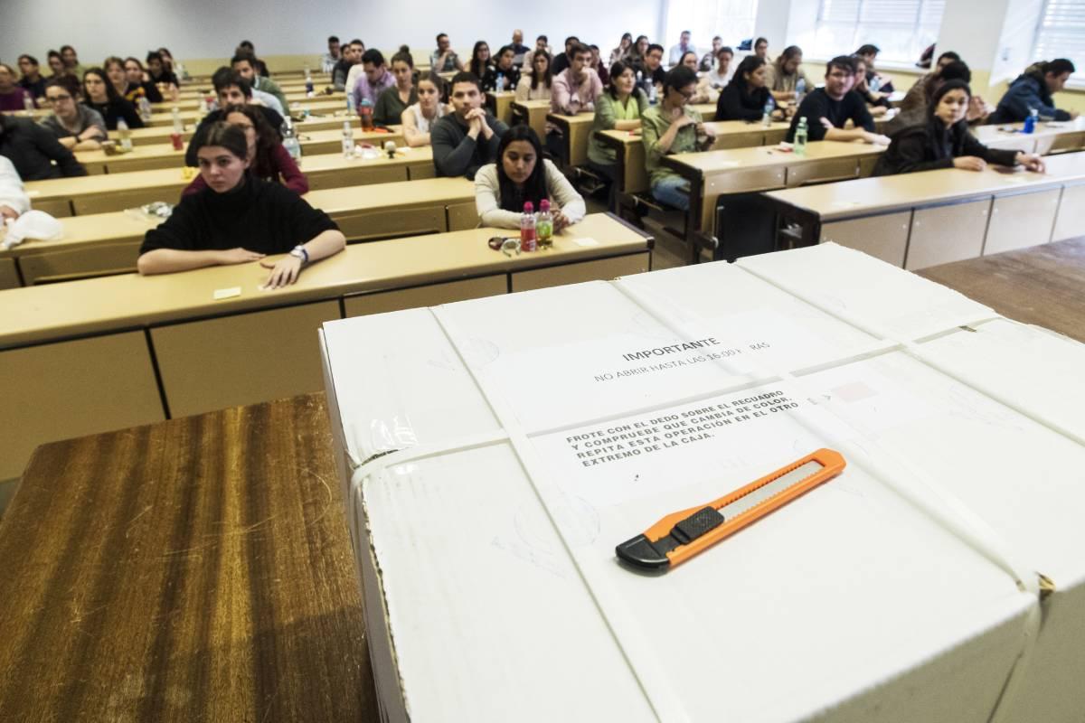 Está previsto que los exámenes MIR, FIR y EIR 2021 se celebren de forma presencial el próximo 27 de marzo.