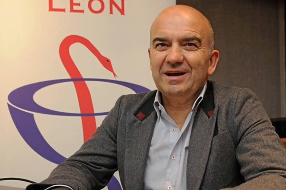 Javier Herradón, presidente del Consejo de COF de Castilla y León.
