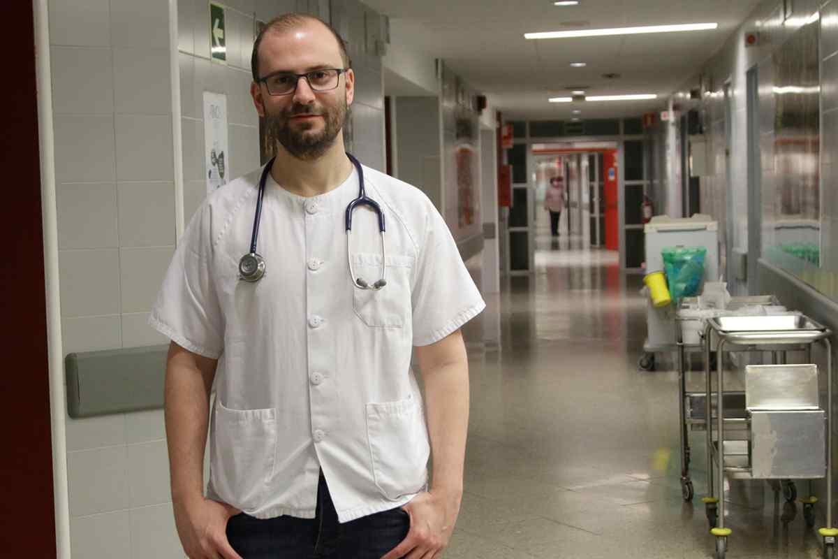 Juan Luis Reguera, hematólogo del Hospital Universitario Virgen del Rocío, de Sevilla.