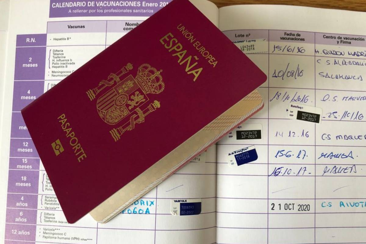 El pasaporte de vacunación se está debatiendo en el seno de la Unión Europea.