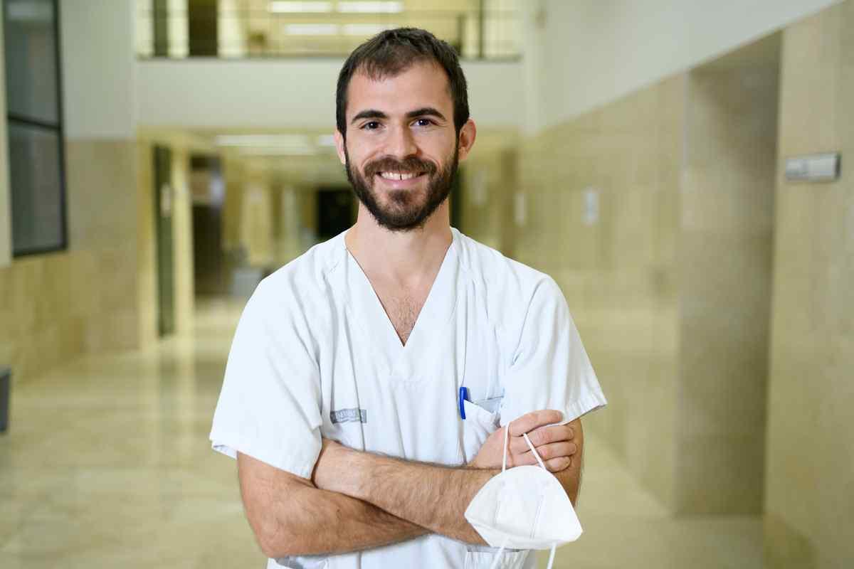 Rafael Hernani, hematólogo del Hospital Clínico de Valencia.