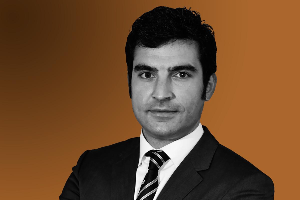 Roberto Carrilero, tesorero del COF de Muria y candidato a las elecciones.