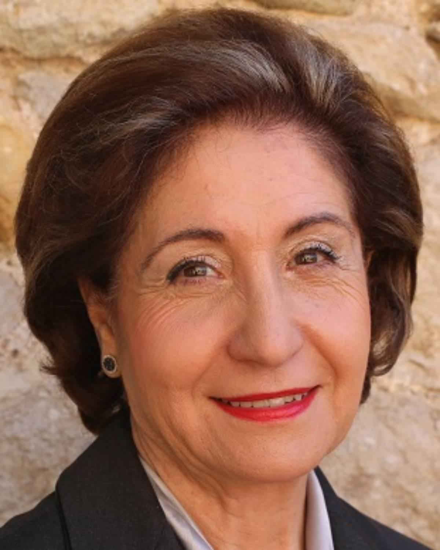 Rosa Nuria Aleixandre Cerarols, presidente del COF deGerona.