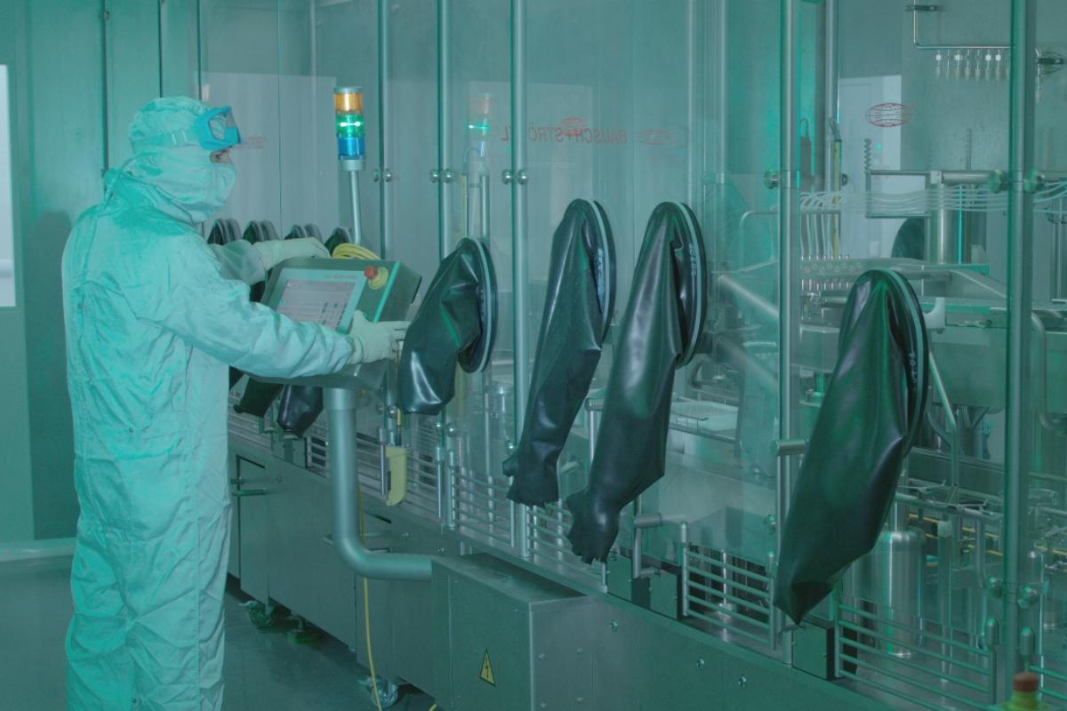 Rovi anunció en julio de 2020 la colaboración con Moderna para realizar el llenado y acabado de su vacuna candidata frente a la covid-19 en sus instalaciones de Madrid.