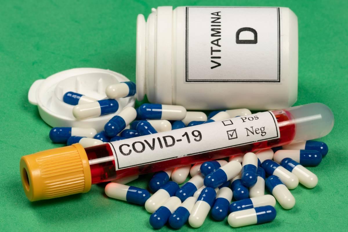 Numerosos ensayos analizan el beneficio de esta vitamina en covid-19.