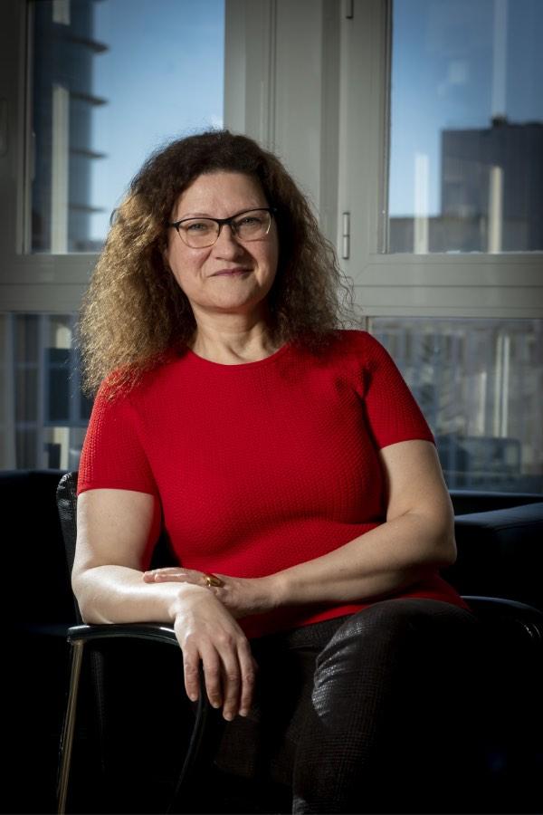 Mercedes Siles, directora de Aneca (FOTO: José Luis Pindado).