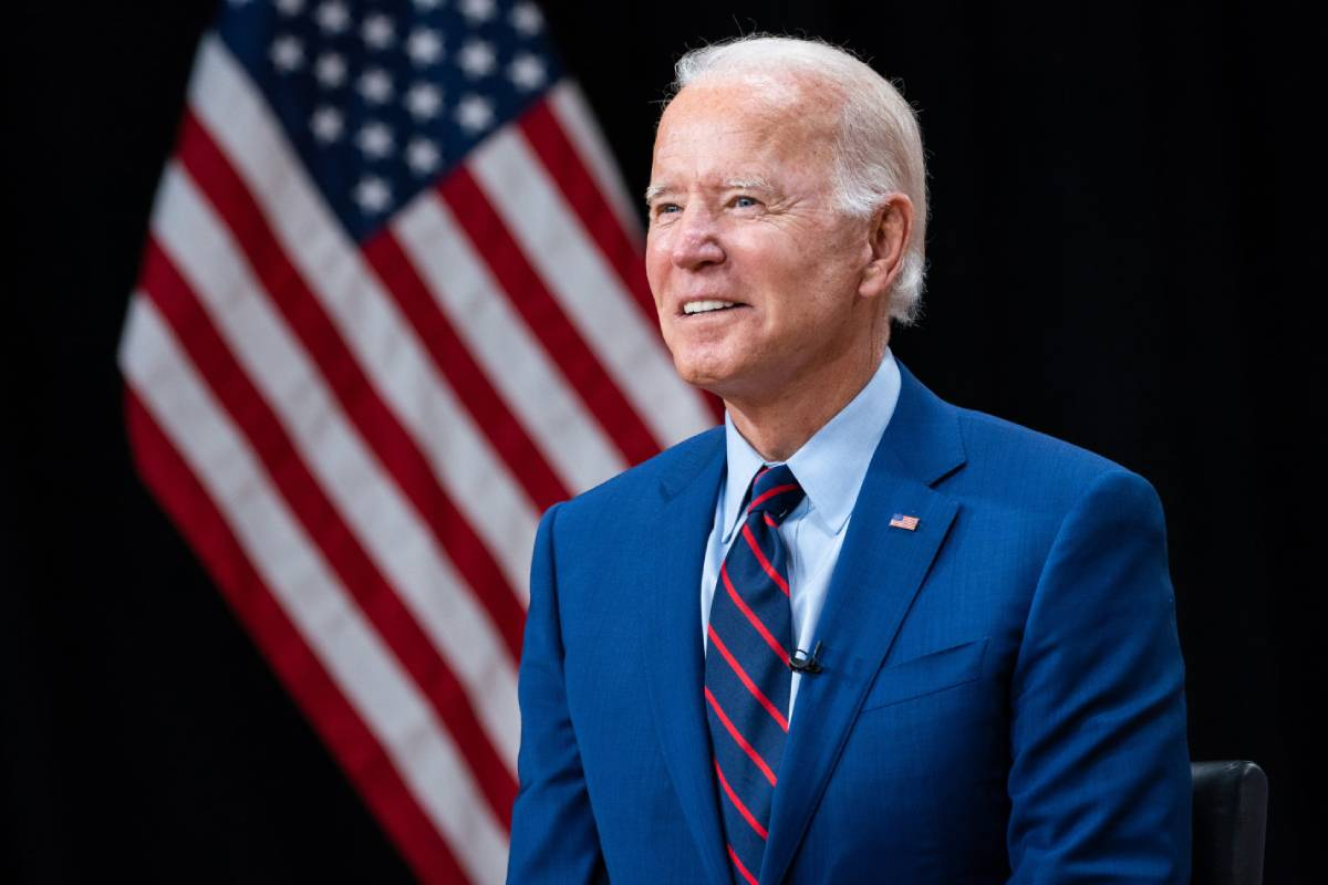 Joe Biden, presidente de Estados Unidos.