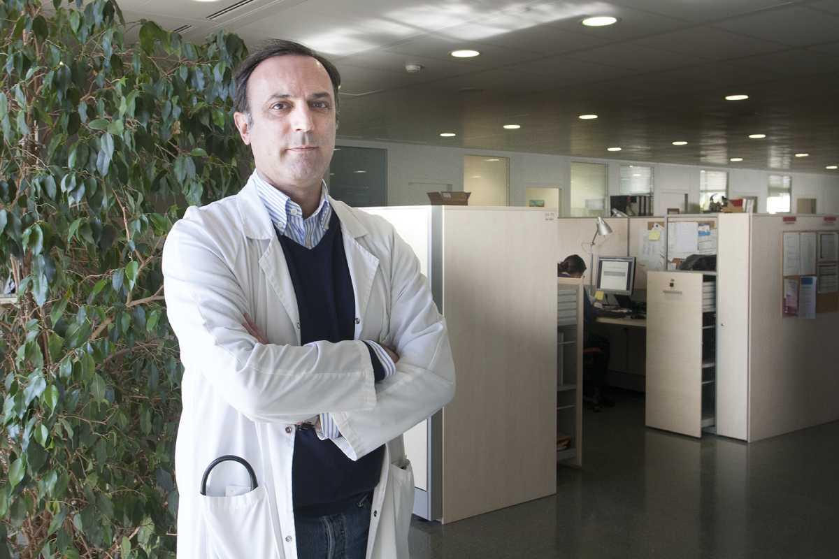 Javier Briones, del Hospital de Sant Pau de Barcelona.