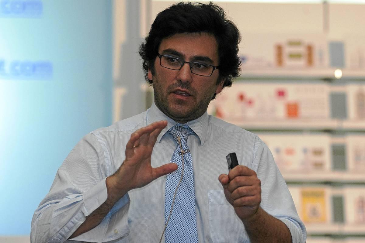 Curro Jordano, farmacéutico comunitario y responsable del proyecto 'Fundamental', de Neuraxpharm.