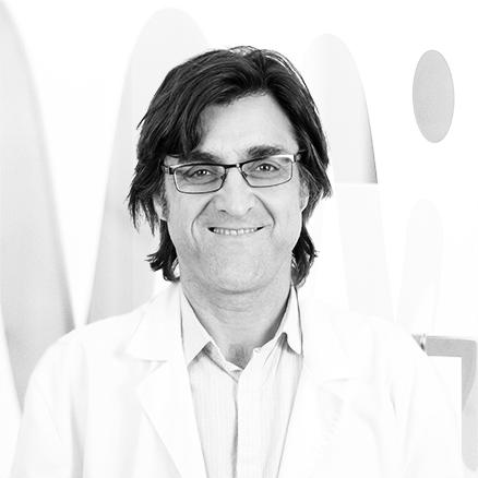 Carlos Martínez Rivera, neumólogo en el Hospital Universitari Germans Trias i Pujol de Badalona (Barcelona)