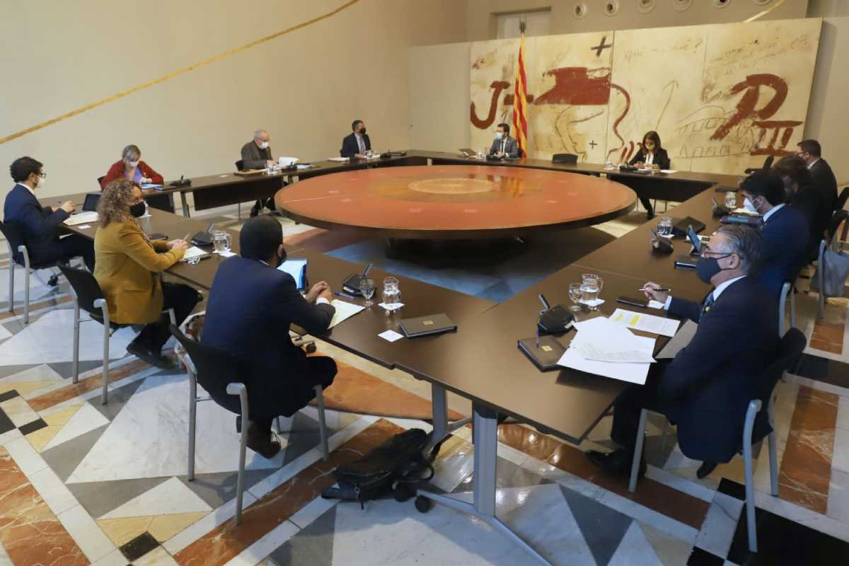 Consejo Ejecutivo de la Generalitat de Cataluña
