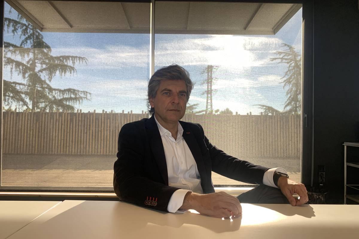 Francesc Balletbó, director general de Acofarma.