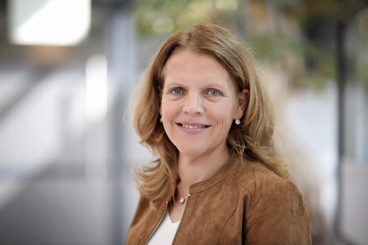 Hanneke Schuitemaker, responsable global de Vacunas Víricas de Janssen.